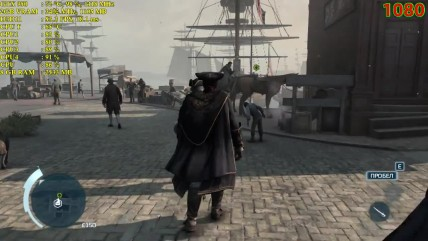 Assassin's Creed 3 AMD Phenom ii X4 955 GTX 950 (1080,900)