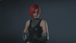 Resident Evil 2: Этот мод заменяет Клэр на Регину а Леона на Дилана из Dino Crisis