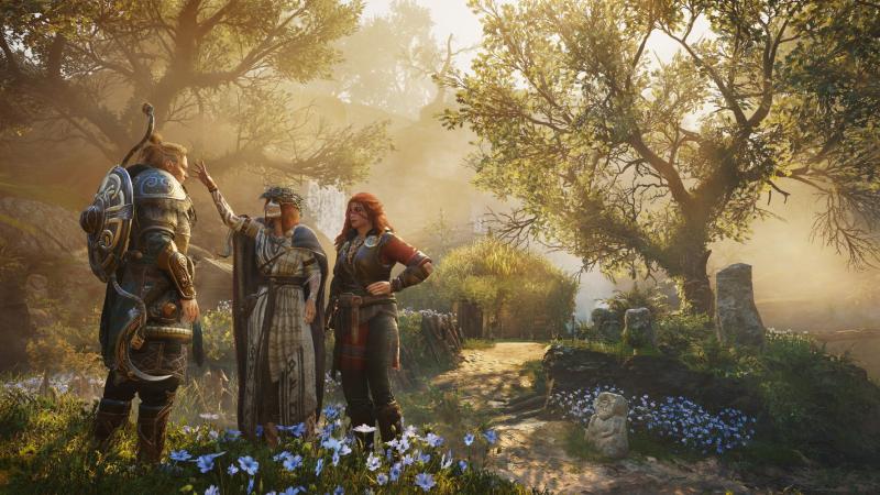 """Новые скриншоты дополнения """"Wrath Of The Druids"""" для Assassin's Creed: Valhalla"""