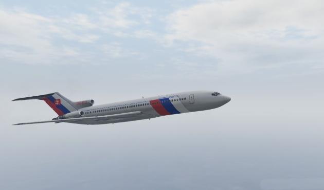OM-BYO Slovak Government Flying Service