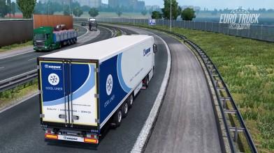 Euro Truck Simulator 2 - DLC Krone Trailer Pack