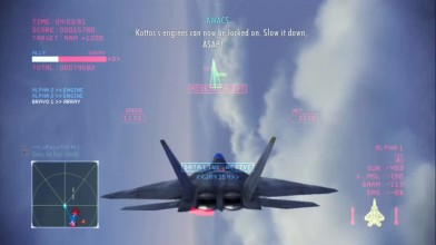 Ace Combat Infinity Reaper Vs Moby dick