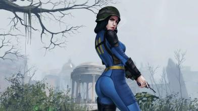 Фанатские и профессиональные арты по вселенной Fallout