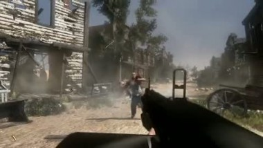 "Call of Juarez: The Cartel ""Ben Character Trailer"""
