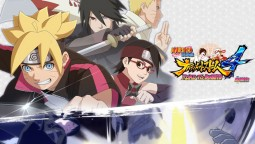 Состоялся релиз Naruto Shippuden: Ultimate Ninja Storm 4 - Road to Boruto