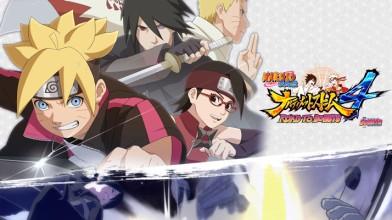 Состоялся релиз Naruto Shippuden: Ultimate Ninja Storm 4 - Road to Boruto