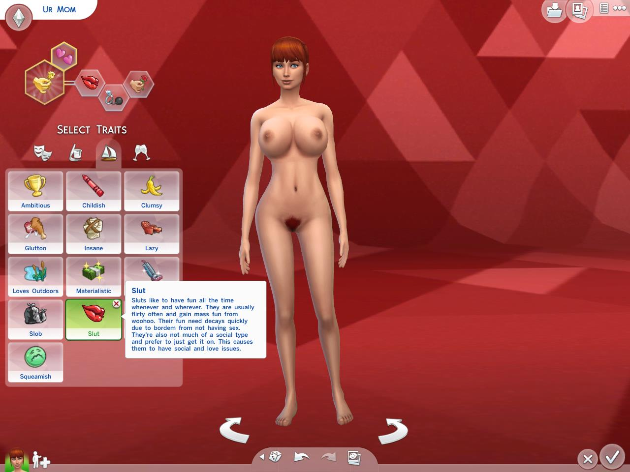 The sim 4 adult mods nudes model