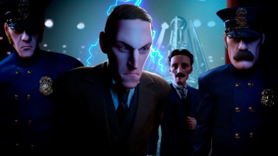 """""""Tesla vs Lovecraft"""" - помогите науке восторжествовать над безумием"""