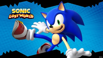Sonic Lost World вышел в Steam