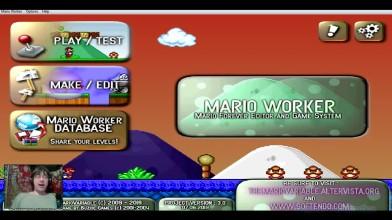 (Mario Forever) Mario Worker Remake (3.0) - Episode by Alex D. - 2. Жёлтое черепаховое безумие (на русском)