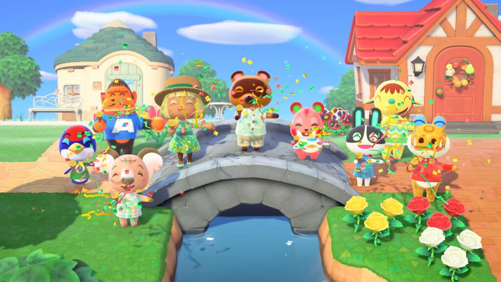 Animal Crossing: New Horizons рвёт чарты продаж в Японии