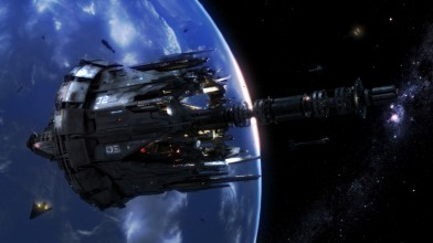Space Rogue скоро в Steam