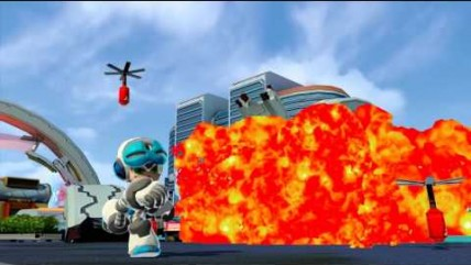 Релизный трейлер платформера Mighty No. 9