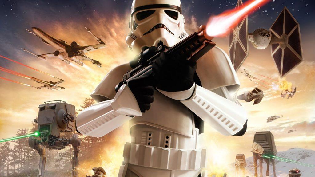 Star Wars: Battlefront (2004) вернётся в продажу на PC