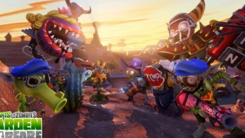 Plants vs. Zombies: Garden Warfare вышла на PC
