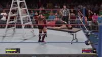 WWE 0k16 Finn Ballor vs Bray Wayat (Концовка мой дрим матча)