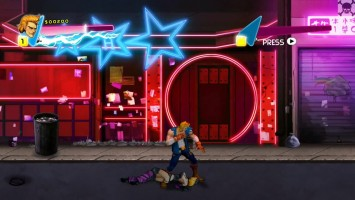 "Double Dragon: Neon ""Геймплей PC версии"""