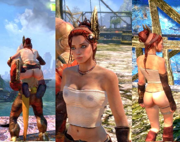 Nude mod Enslaved Odyssey to the West
