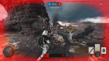 "Star Wars: Battlefront - ""Drop Zone"""