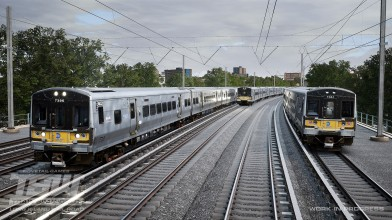 Анонс нового маршрута для TSW: LIRR