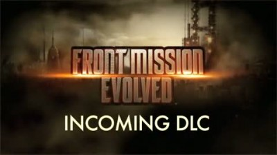 "Front Mission Evolved ""Wanzer Pack 3 Trailer"""
