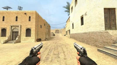 Звук оружия: Counter-Strike Global Offensive vs Counter Strike Source