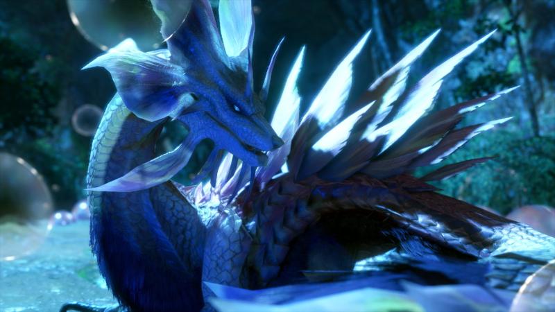 Множество новый скриншотов и артов монстров, снаряжения, локаций и многого другого в Monster Hunter Rise