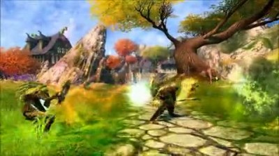 "Kingdoms of Amalur: Reckoning ""Music Video"""
