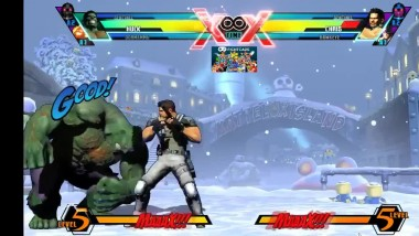 Все комбо Халка в Ultimate Marvel vs Capcom 3