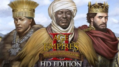 Age of Empires 2 получит африканское дополнение