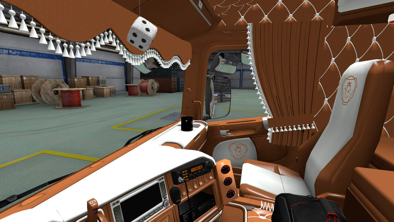 euro truck simulator 2 мод на уровень