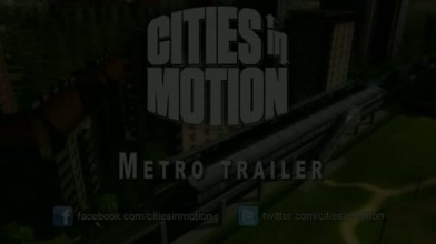 "Cities in Motion ""Метро трейлер"""