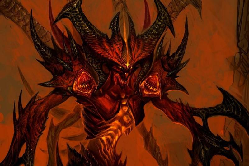 Картинки по запросу Diablo
