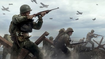 Star Wars Battlefront II не удалось обогнать Call of Duty: WWII в Великобритании