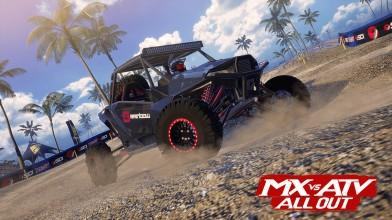 Стала доступна MX vs ATV All Out