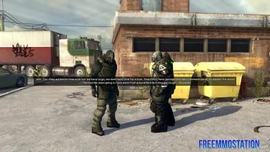 "Lost Sector Online ""Первый геймплей"""