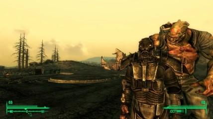 Fallout 0 Прототип Медицинской Силовой Брони