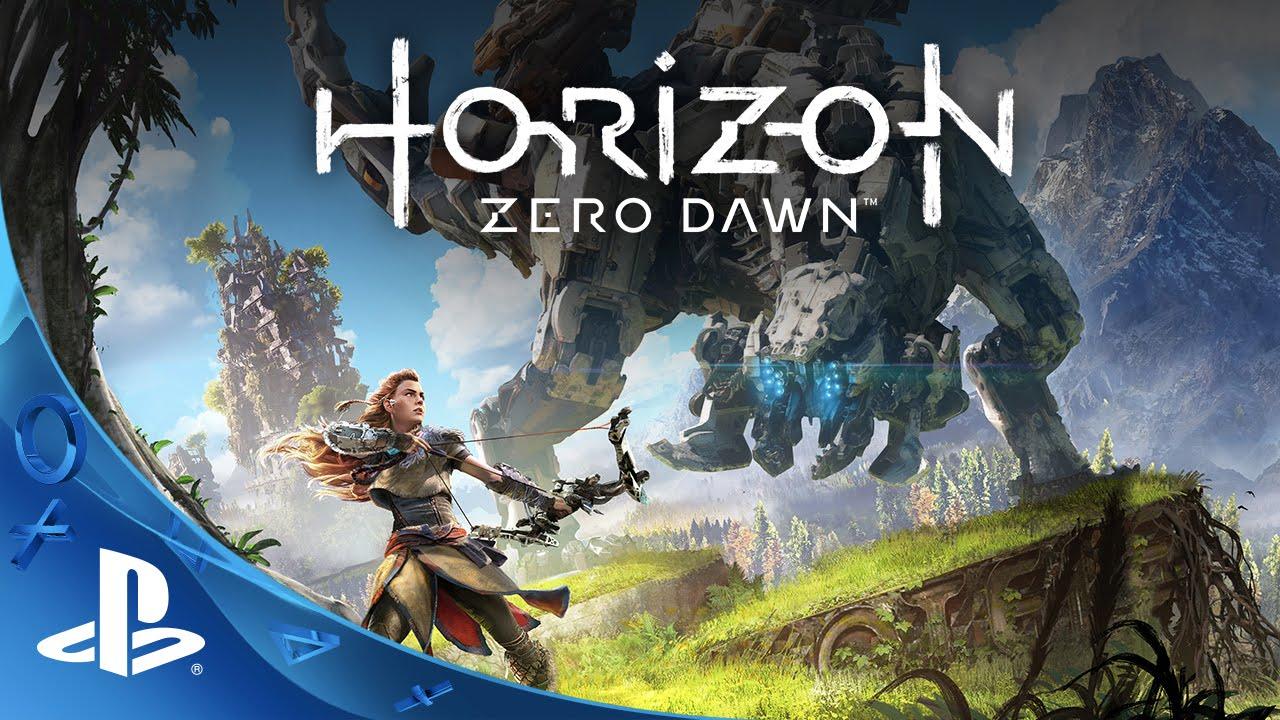 Horizon Zero Dawn разошлась тиражом в 10 миллионов копий