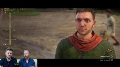 Первый час Kingdom Come: Deliverance