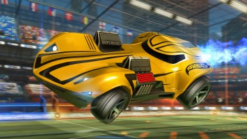 Rocket League - Hot Wheels и поддержка PS4 Pro