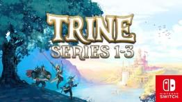Frozenbyte анонсировали трилогию Trine на Nintendo Switch