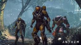 Anthem стала самой продаваемой игрой февраля в Америке