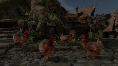 "Fable: Legens ""Трейлер с Gamescom 2014"""