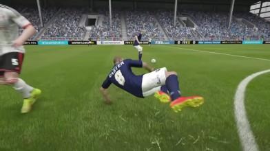 FIFA 15 фейлы - с комментаторами WWE #3