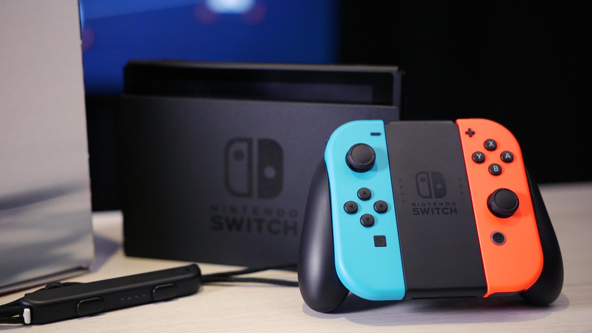 Switch Nintendo бьет рекорды популярности вСША