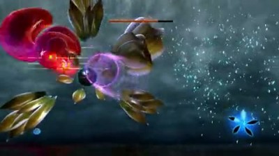 "Child of Eden ""Kinect Trailer"""