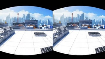 Oculus Rift + Mirror's Edge = AWESOME!