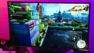 "Sunset Overdrive ""Геймплей Fairground Action"""