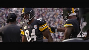 Madden NFL 16 - Super Bowl 50 Intro Gameplay