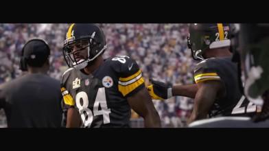 Madden NFL 16 - Super Bowl 50 Intro Gameplay